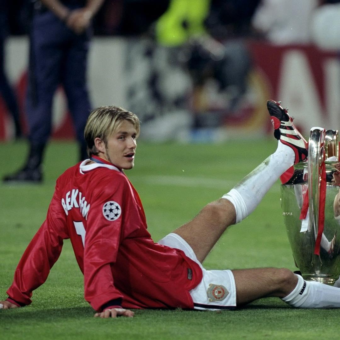 Namanya Melegenda, Ini Dia Sepak Terjang David Beckham Selama Berkarir Di Lapangan Hijau