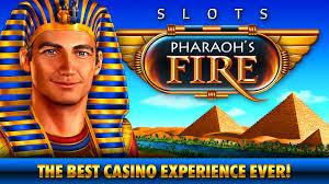 Anda Bisa Coba Game Slots - Pharaoh' Fire Jika Bosan Selalu di Rumah